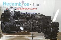 Repuestos para camiones Boîte de vitesses pour camion transmisión caja de cambios usado