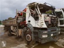 Tuyau d'échappement Iveco Stralis Tuyau d'échappement pour camion AD 260S31, AT 260S31