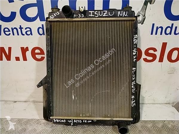 Voir les photos Pièces détachées PL Isuzu Radiateur de refroidissement du moteur Radiador pour camion N35.150 NNR85 150 CV