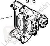 Pièces détachées PL occasion Iveco Eurotech Étrier de frein pour camion (MP) FSA (440 E 43) [10,3 Ltr. - 316 kW Diesel]