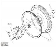 驾驶室和车身 雷诺 Premium Volant pour tracteur routier HR XXX.18/26 01 -> Chasis 4X2 XXX.18 [11,1 Ltr. - 266 kW Diesel]