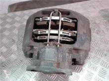 قطع غيار الآليات الثقيلة MAN LC Étrier de frein pour camion L2000 8.103-8.224 EUROI/II Chasis 8.163 F / E 2 [4,6 Ltr. - 118 kW Diesel (D 0824)] مستعمل