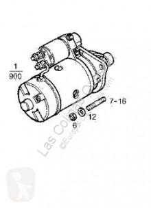 Iveco starter Démarreur BOSCH Motor Arranque pour camion SuperCargo (ML) FKI 180 E 27 [7,7 Ltr. - 196 kW Diesel]