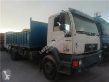 MAN LC Arbre de transmission Cardan Trasero pour camion 18.224 18.284 arbore de transmisie second-hand