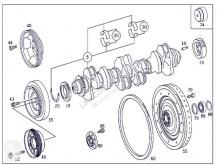 Pièces détachées PL OM Vilebrequin pour camion MERCEDES-BENZ Atego 3-Ejes 26 T /BM 950/2/4 2528 (6X2) 906 LA [6,4 Ltr. - 205 kW Diesel ( 906 LA)] occasion