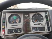 Elektrisch systeem MAN LC Tableau de bord pour camion 18.224 18.284