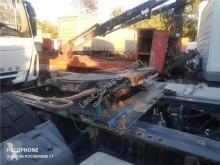 Peças pesados engate do semi reboque MAN TGA Sellette d'attelage pour tracteur routier 18.460 FC, FLC, FRC, FLLC, FLLC/N, FLLW, FLLRC, FLLRW