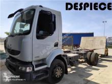 Pièces détachées PL occasion Renault Midlum Boîtier de batterie pour camion 220.16