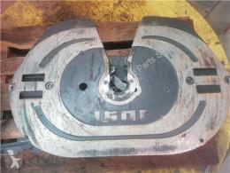 Repuestos para camiones Jost Sellette d'attelage Quinta Rueda pour tracteur routier quinta rueda usado