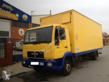 Repuestos para camiones MAN Commutateur de colonne de direction do Limpia pour camion 8.153 8.153 F usado