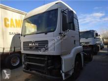 Cabine / carrosserie MAN TGA Pare-brise pour camion 18