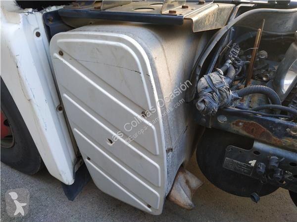 Voir les photos Pièces détachées PL MAN TGA Pot d\'échappement SILENCIADOR pour tracteur routier   18.410 FK, FK-L, FLK, FLRK