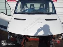 Repuestos para camiones Iveco Daily Capot Capo pour camion II 35 S 11,35 C 11 cabina / Carrocería piezas de carrocería capó delantera usado