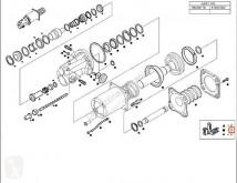 Iveco Eurotech Maître-cylindre d'embrayage Servo Embrague pour tracteur routier Cursor (MH) MP440E43T/P embrayage occasion