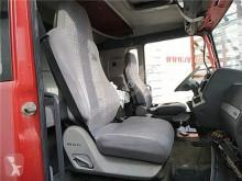 Repuestos para camiones cabina / Carrocería equipamiento interior asiento MAN TGA Siège Asiento Delantero pour tracteur routier 18.410 FLS, FLLS, FLLS/N, FLS-TS, FLRS, FLLRS