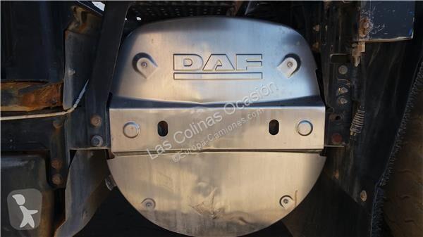 Voir les photos Pièces détachées PL DAF Pot d\'échappement SILENCIADOR pour tracteur routier XF 105 FA 105.460