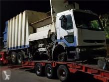 车辆性能表 雷诺 Premium Tableau de bord Mandos Para Carroceria pour camion poubelle 18.420 DCI EURO 3