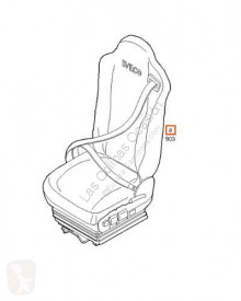 Iveco Stralis Siège pour tracteur routier AS 440S48 used seat