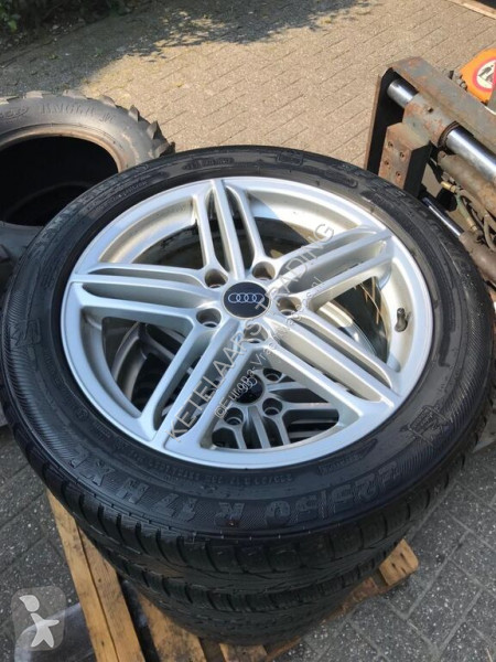 View images Audi winterbanden + velg truck part