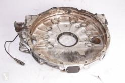 Flywheel / crankcase