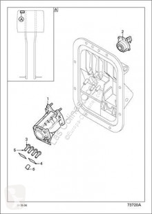 Vrachtwagenonderdelen DAF Maître-cylindre de frein Bomba De Freno pour camion Serie LF55.XXX desde 06 Fg 4x2 tweedehands