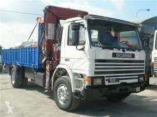 Repuestos para camiones motor Scania Moteur pour camion Serie 4 (P/R 124 C)(1996->) FG 400 (4X2) E2 [11,7 Ltr. - 294 kW Diesel]