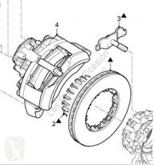 DAF féknyereg Étrier de frein pour tracteur routier XF 105 FA 105.460