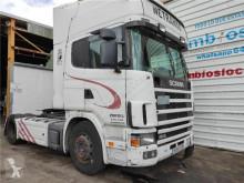 ricambio per autocarri Scania Marchepied pour tracteur routier Serie 4 (P/R 164 L)(2001->) FG 480 (4X2) E3 [15,6 Ltr. - 353 kW Diesel]