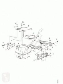 Scania exhaust system Pot d'échappement pour tracteur routier Serie 4 (P/R 164 L)(2001->) FG 480 (4X2) E3 [15,6 Ltr. - 353 kW Diesel]