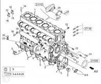 Renault Magnum Bloc-moteur pour camion E.TECH 440.18 gebrauchter Motorblock