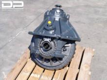 suspensión ruedas Scania