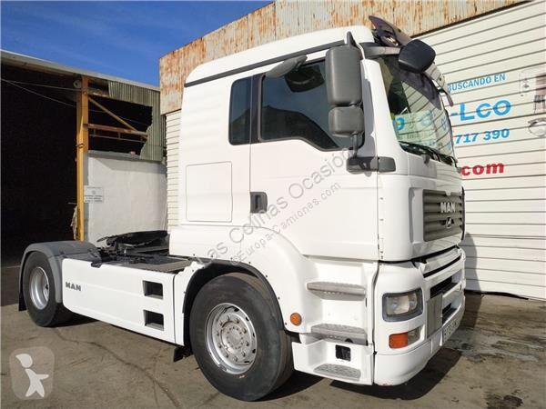 Voir les photos Pièces détachées PL MAN Boîte de vitesses pour tracteur routier TG - A 18.XXX FAKI / BB (E3/E4)