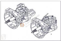 Boîte de vitesse Boîte de vitesses pour camion MERCEDES-BENZ ATEGO 815 K