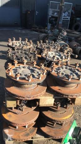 Repuestos para camiones Mercedes 9433340945 WIELNAAF VOORAS/FRONT WHEEL HUB ACTROS/AXOR MP3 transmisión eje usado