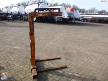 Fourche à palette Pallet hook 1053.8 / 1500 kg