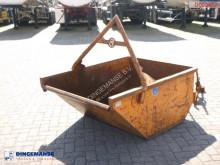 Teherautó-alkatrészek Steel dumpster bucket 1044.11 / 800 litres használt