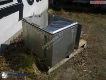 ricambio per autocarri nc Stainless steel tool box 80x60x60 cm