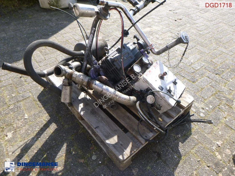 Vedere le foto Ricambio per autocarri Gardner Denver Hydraulic compressor set X140