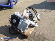 pièces détachées PL Sauer Concrete mixer drive set - Hydraulic pump SMF2 / tank / cooler / hoses