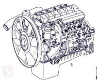 قطع غيار الآليات الثقيلة OM Moteur 457.937 pour tracteur routier MERCEDES-BENZ AXOR 1843 LS محرك مستعمل