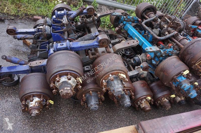 Ver las fotos Repuestos para camiones BPW 19.5 inch en 17.5 inch Verschillende soorten
