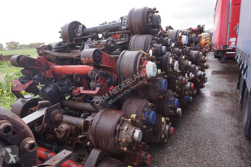 View images SAF 22.5 inch Verschillende soorten truck part