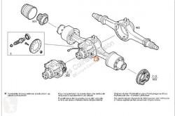 Pièces détachées PL Iveco Eurotech Différentiel Grupo Completo pour camion (MP) FSA occasion