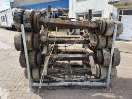 BPW Heavy Balast axles