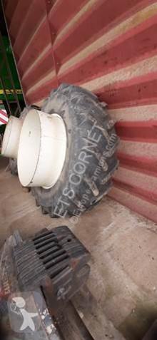 Náhradné diely na nákladné vozidlo koleso/pneumatika koleso nc ERMAS JUMELAGE