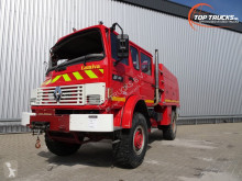 Renault fire truck M180 Midliner fire brigade - brandweer - watertank 2500 - Ongeval, Unfall, Accident!!