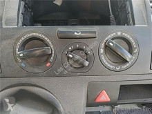 车辆性能表 Volkswagen Tableau de bord Mandos Calefaccion pour véhicule utilitaire T5 Transporter (7H)(04.2003->) 1.9 Combi (largo) techo elevado [1,9 Ltr. - 62 kW TDI CAT (BRR)]