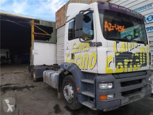 Repuestos para camiones cabina / Carrocería MAN TGA Revêtement Marco Parabrisas pour camion 26.460 FNLC, FNLRC, FNLLC, FNLLRW, FNLLRC