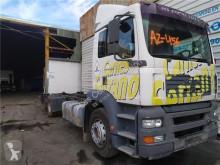 Pièces détachées PL MAN TGA Boîtier de batterie pour camion 26.460 FNLC, FNLRC, FNLLC, FNLLRW, FNLLRC occasion