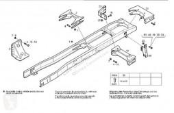 Pièces détachées PL Iveco Stralis Autre pièce détachée de carrosserie pour camion AS 440S48 occasion